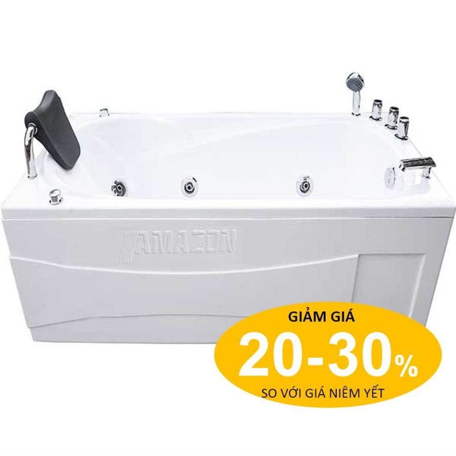 Bồn tắm massage Amazon TP-8002L