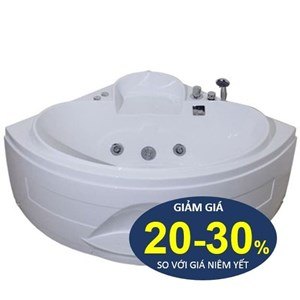 Bồn tắm góc massage Brother BDM-10